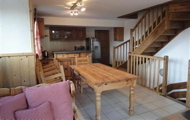 Location chalet Kayleigh aux Menuires